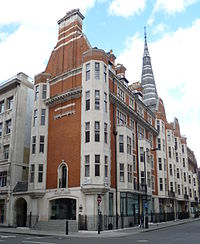 Audley House, London