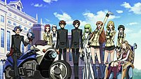 List of Code Geass characters