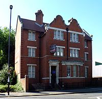 Winchmore Hill Police Station