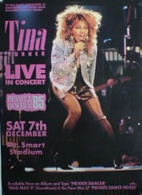 Private Dancer Tour