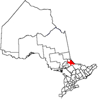 Unorganized North Nipissing District