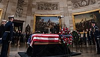Death and state funeral of George H. W. Bush