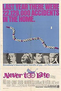 Never Too Late (1965 film)