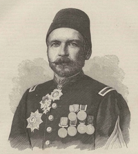 Attack against Mehmed Ali Pasha