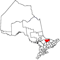 Unorganized South Nipissing District